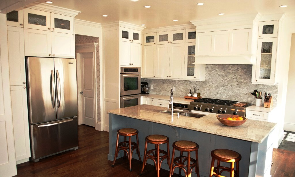 White kitchen cabinets with slate 28 images slate for Kitchen slate floor white cabinets